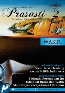 Book Cover: Buletin Prasasti Edisi 2: Waktu