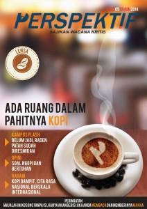 Book Cover: Majalah Perspektif Edisi 5