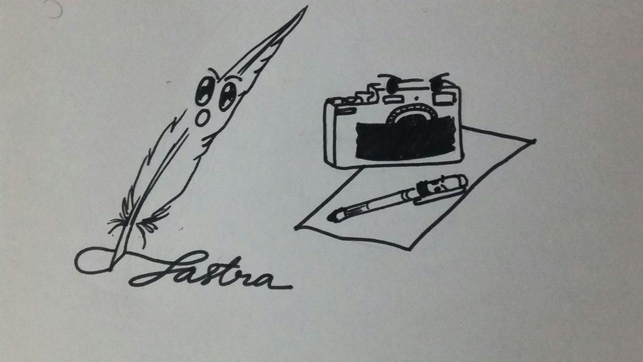 Ilustrasi Sastra, Dari, dan Untuk Mahasiswa. (PERSPEKTIF/Ibet)