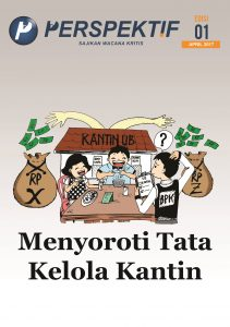 Book Cover: Buletin Bulanan 2017 Edisi 1: Menyoroti Tata Kelola Kantin