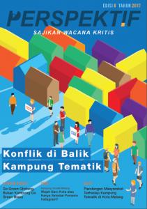 Book Cover: Majalah Perspektif Edisi 8