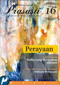 Book Cover: Buletin Prasasti Edisi 16: Perayaan