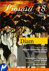 Book Cover: Buletin Prasasti Edisi 18: Diam
