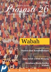Book Cover: Buletin Bulanan Edisi 26: Wabah