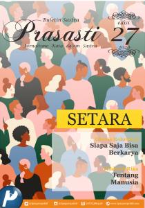 Book Cover: Buletin Bulanan Edisi 27: Setara