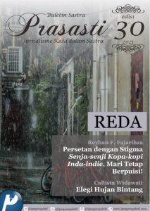 Book Cover: Buletin Prasasti Edisi 30: Reda